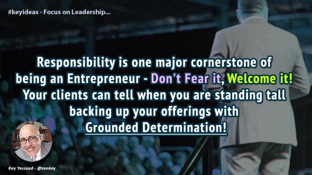 Choose Responsibility