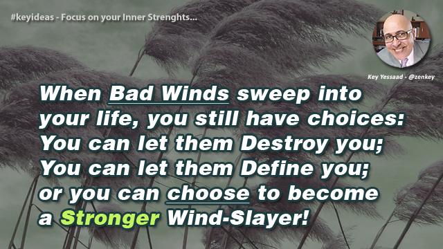 Focus on your Inner Strengths!