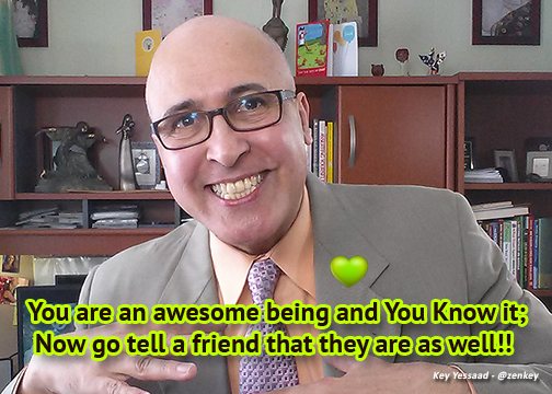 You are an awesome being
