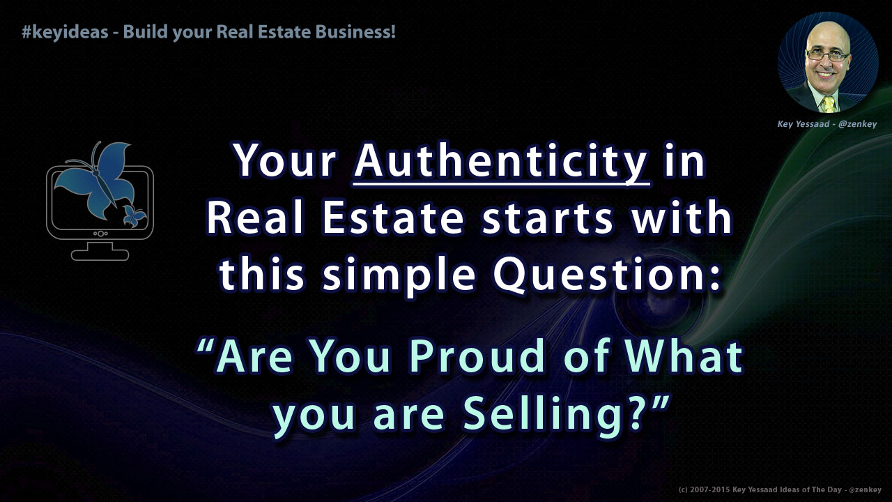 Your Real Estate Authenticity Matters