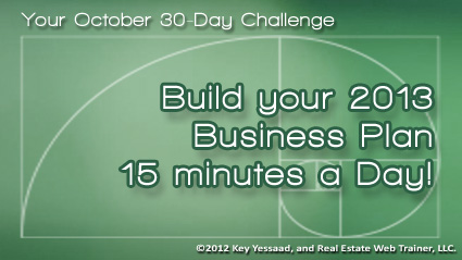 October 2012 30-Day Challenge