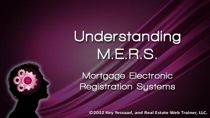 Understanding MERS