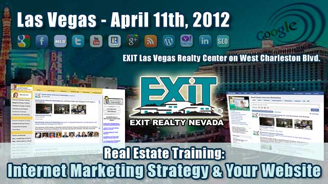 Las Vegas Web Training Graphic