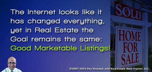 Good Marketable Listings
