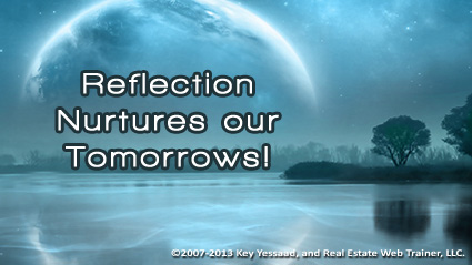 Our Reflections Nurtures our Opportunities