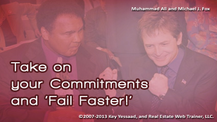 Get going with your Commitments Faster