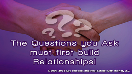 Use Questions to Build Relationships