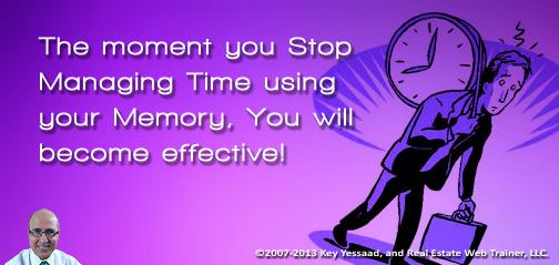 Memory is Not always your best friend