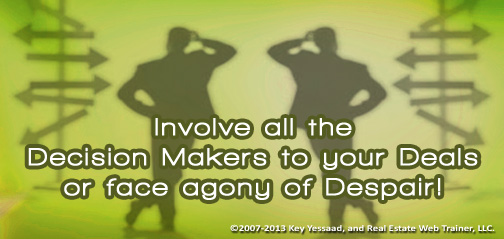 Are you engaging all Decision Makers