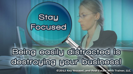 Staying focused in Business is your Business