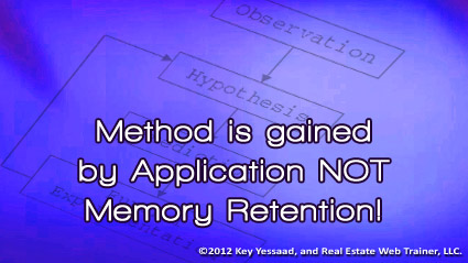 Gain Method by Application of Knowledge