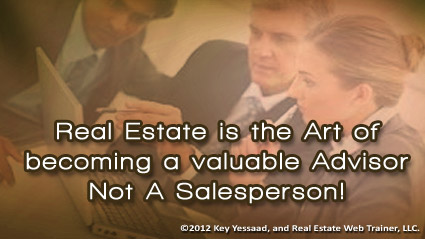 Real Estate Advising is Real Estate