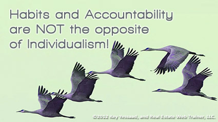 Habits and Accountability