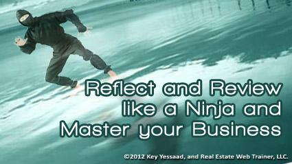 Reflect and Review Like a Ninja