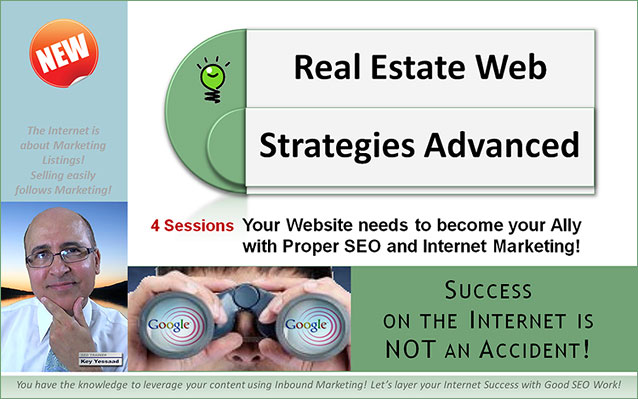 Real Estate Web Strategies Advanced