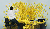 Multitasking with Yellow Stickies